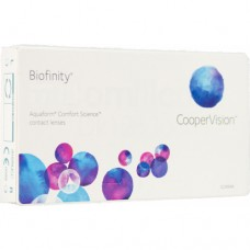 Biofinity (Сomfilcon A)