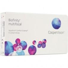 Biofinity Multifocal (Comfilcon A multifocal)